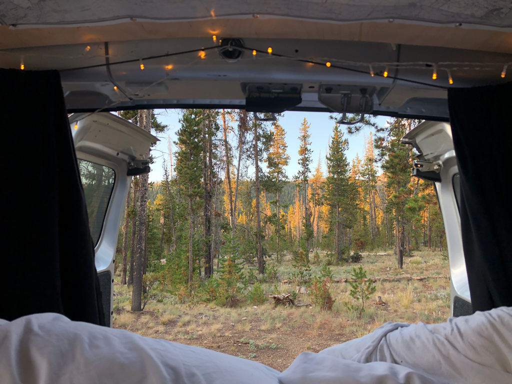 vanlife | Where is Alex Swallow?